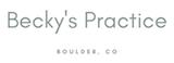 Becky's Practice Logo